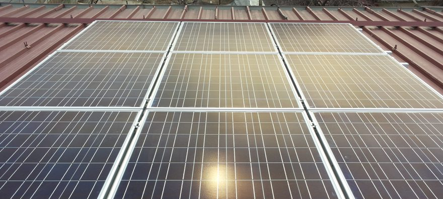 Instalatie cu panouri fotovoltaice Sharp 1.71KW