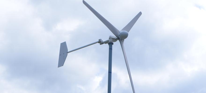 Turbina eoliana de 500W