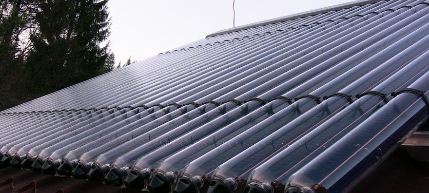 Instalatie solara cu tuburi vidate Thermomax HP200
