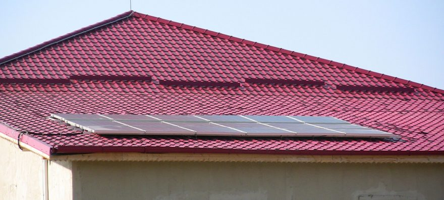 Instalatie cu panouri fotovoltaice Sharp – 3.42KW