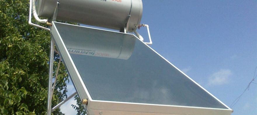 Sisteme solare termosifon 160l