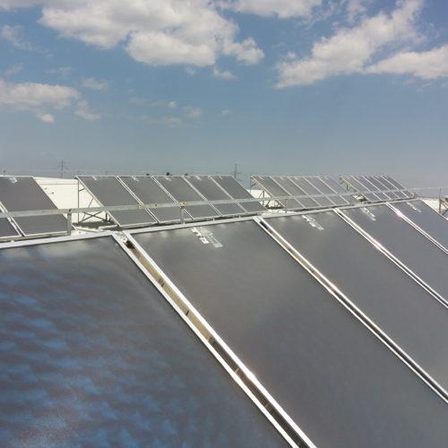 Sisteme solare apa calda si aport incalzire, incalzire piscina, comerciale, hoteliere si industriale - Featured image