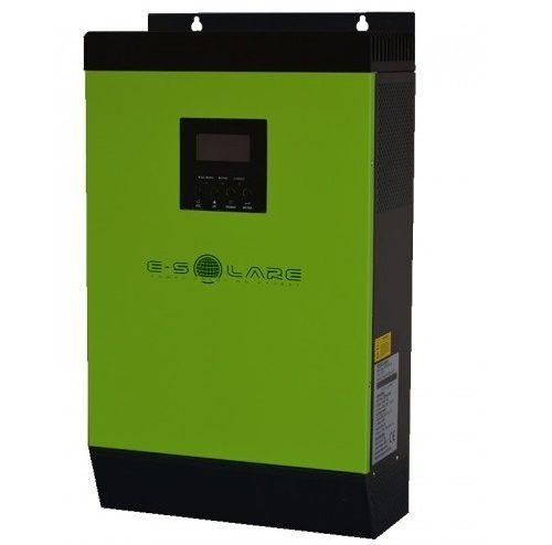 Invertoare hibride e-solare 3-5 KVA - Featured image