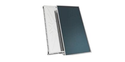 Sistem cu panouri solare plane Theano 200 litri - Featured image
