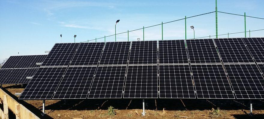 Sistem fotovoltaic cu conectare la retea 26.4 KW